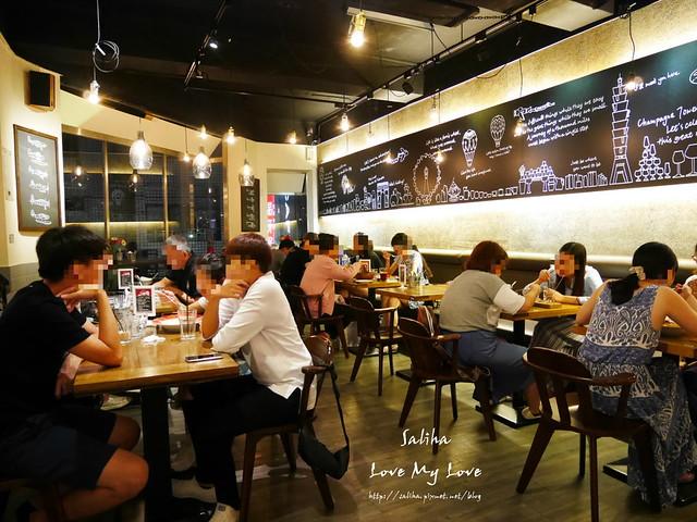 公館站美食餐廳聚餐推薦ville義大利麵漢堡美式餐廳 (17)