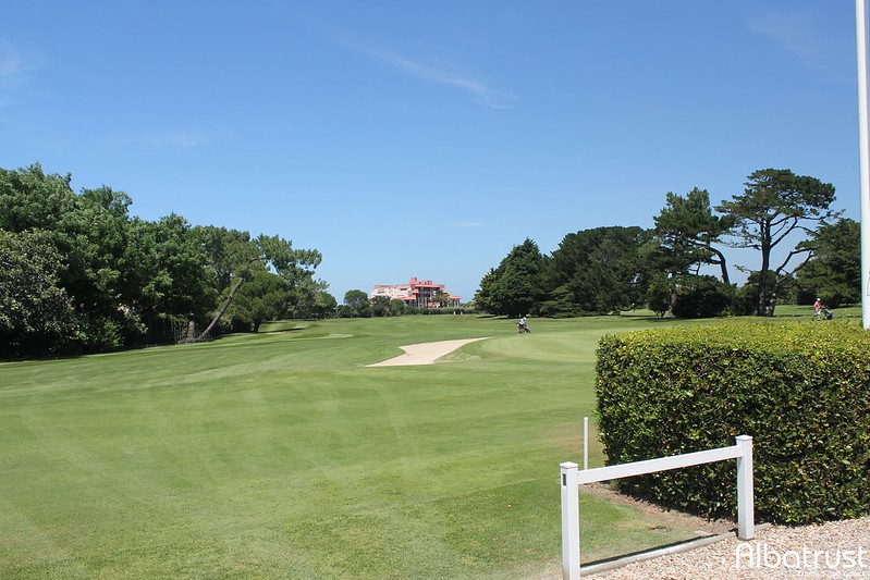photo du golf Golf Biarritz le Phare - Parcours