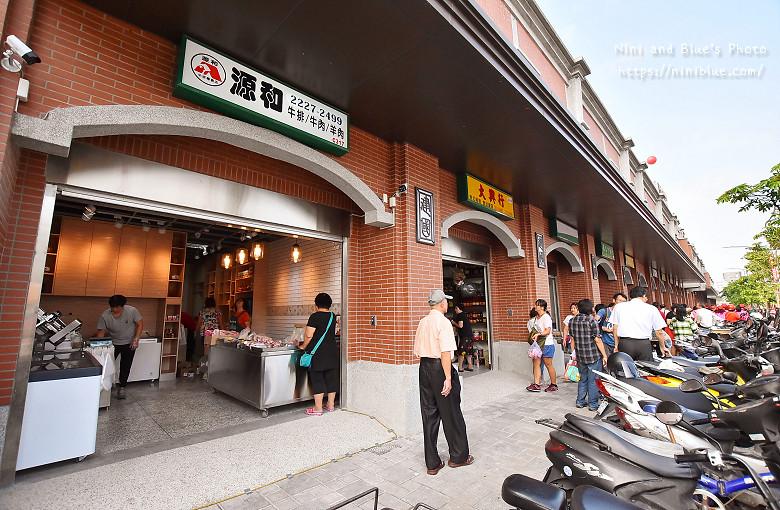 台中新建國市場火車站16