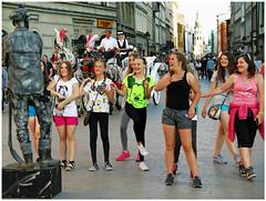 """""""LOL!"""" - Krakow Town Square, Poland"""
