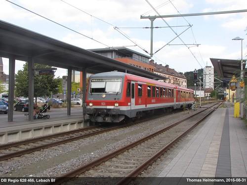 DB Regio 628 466