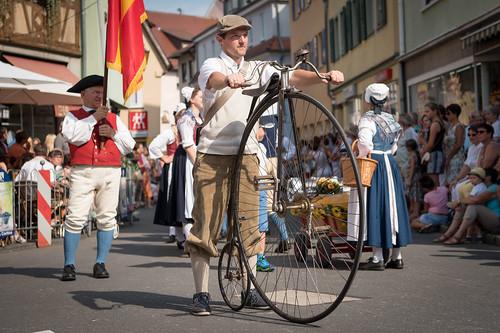 2016_09_11_historische_Radgruppe_Karlsruhe_Landesfestumzug_Bad_Mergentheim-3