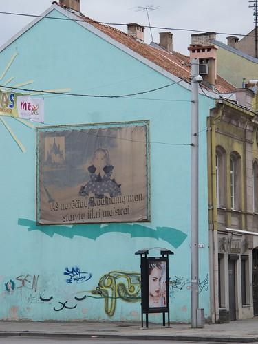 Kaunas, Vilniaus gatvė