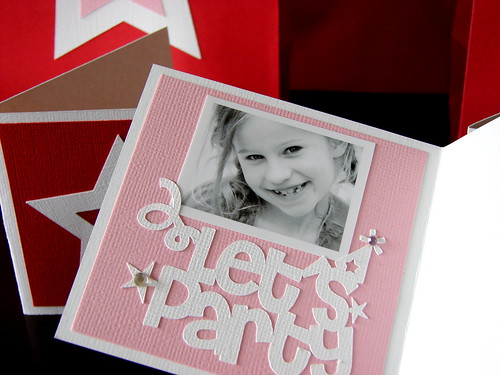 American Girl Doll Party Invitation (Inside)