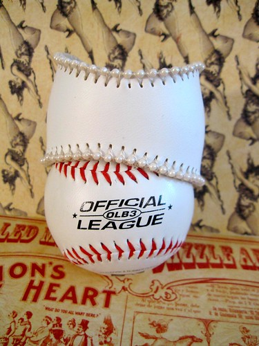 Metal Lined Baseball Cuffs! 2