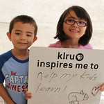 KLRU inspires me to ... help my kids learn!