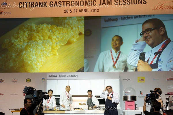 Citibank Gastronomic Jam Session 2012 (7)