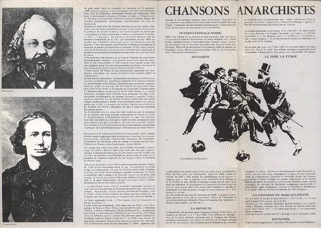 Les Quatre Barbus - Chansons Anarchistes  (1969)_004