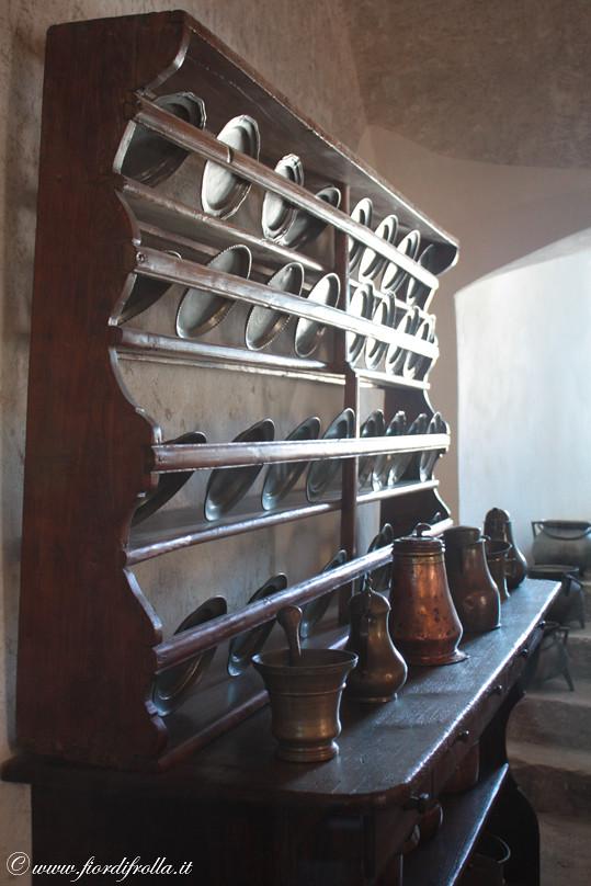 Castel Thun - Cucina