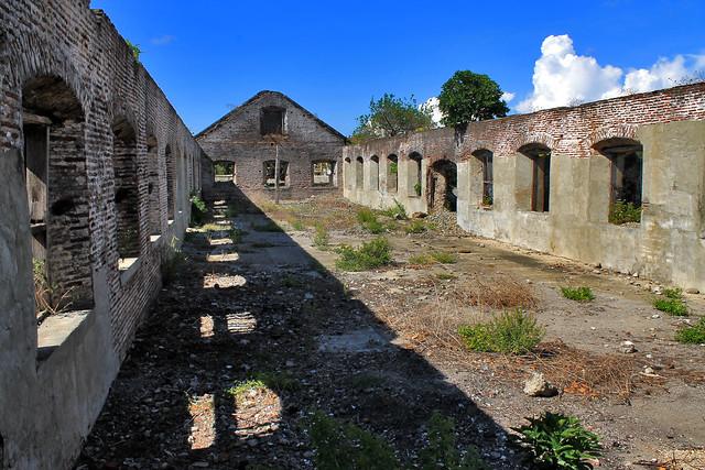 Spanish Tabacalera Ruins