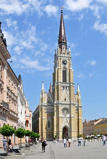Serbia-0267 - Catholic Cathedral