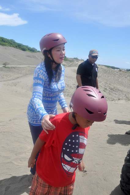 Kris Aquino and Bimby