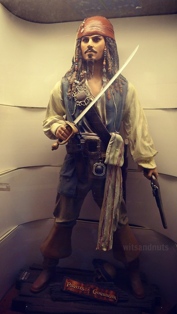 One of the nicest life size figures, Penang Toy Museum