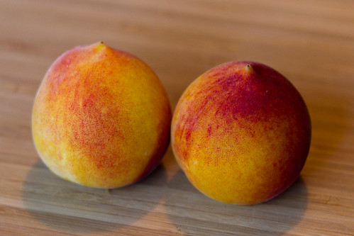 Gold Dust Peaches
