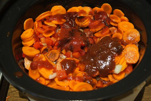 Slow Cooker Beef Casserole