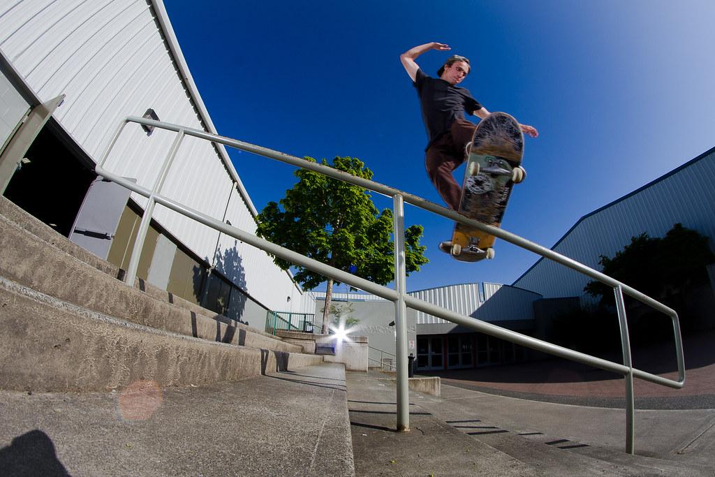 Erik Sorenson frontboard percs