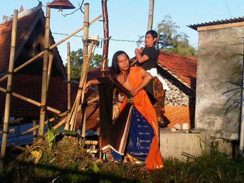 Prosesi Peresmian Sanggar Bangun Budaya