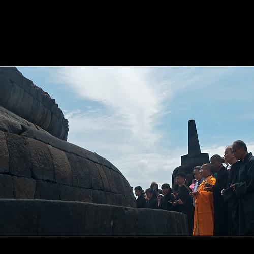 meditate on prime stupa
