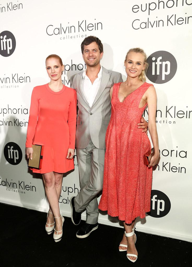 Jessica Chastain, Joshua Jackson, Diane Kruger