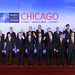 NATO Chicago Summit Leaders Photo