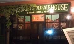 McSorley's mural