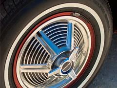 Reifen vom Ford Mustang