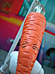 "DARK HORSE COMICS::   ""Flaming Carrot"" Action Figure viii (( 1999 ))"