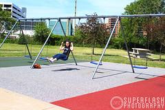 Italian swing set