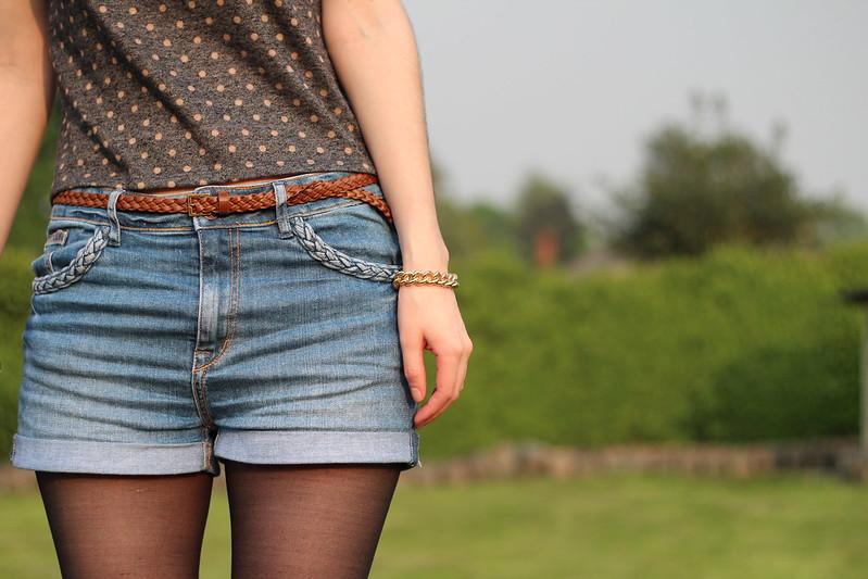 braided pockets
