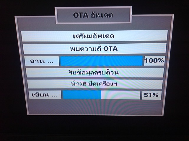 GMMZ OTA Update