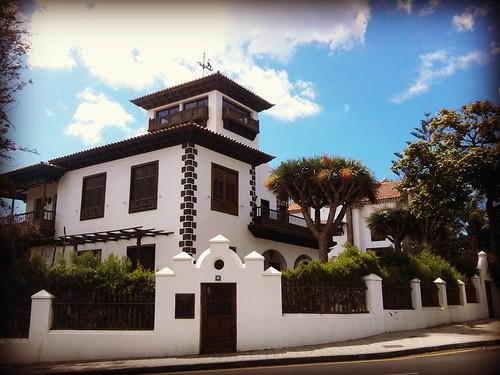 Casa Cabrera Valdivia