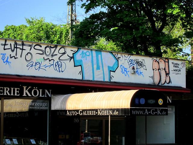 graffiti | 1up | köln
