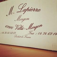 M. Lapierre