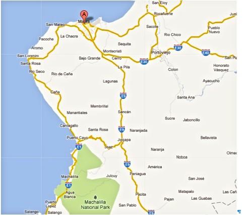 Las Palmas A New Ecuador Beach Community