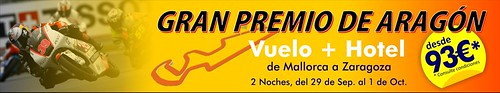Oferta GP Aragón