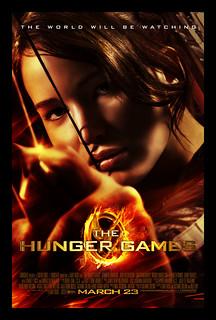 2012最佳動畫&家庭電影海報 - The Hunger Games (飢餓遊戲)