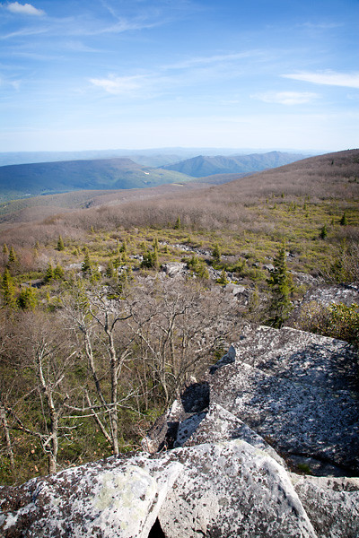 Bear Rocks Overlook