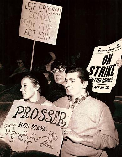prosser 1967 strike pic