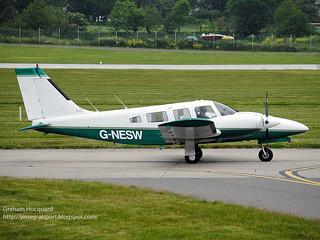 G-NESW Piper PA-34-220T Seneca III
