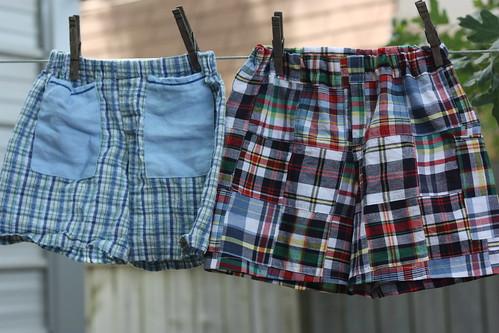 Shorts of May