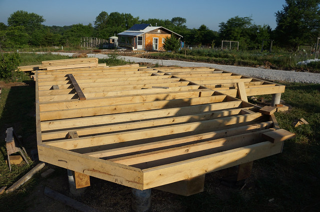 Platform done flickr photo sharing for Pier and beam home plans