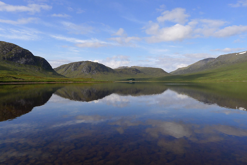 Still Waters of Loch Ghuilbinn