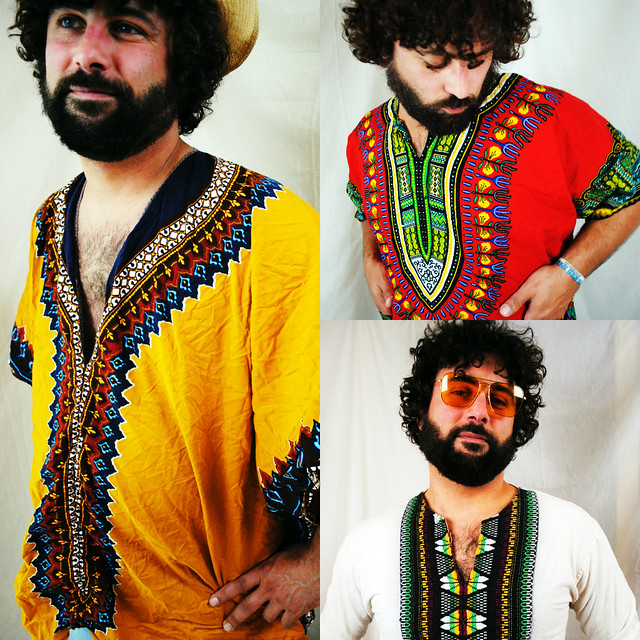 dashiki party