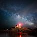 Milky Way Nubble Light by moe chen