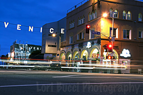 Pacific Avenue, Venice Beach
