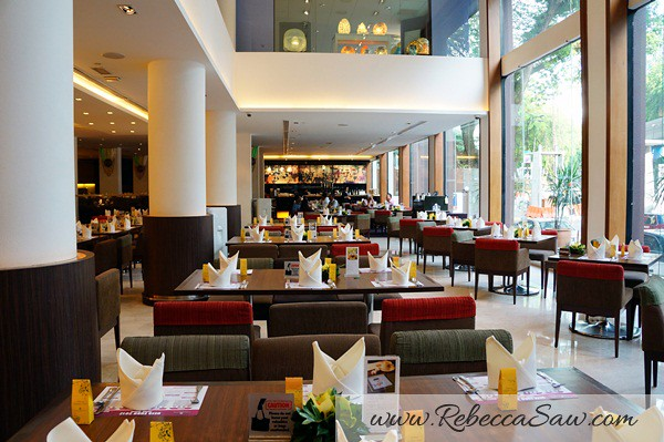Melting Pot, Ramadhan Buffet - Concorde Hotel, KL