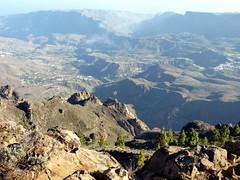 Gran Canaria - Pozo de las Nieves (San Bartolomé de Tirajana)