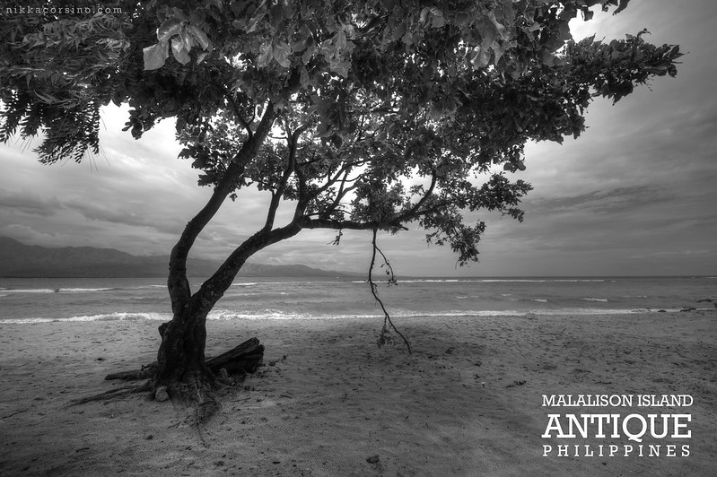 Malalison Island, Antique, Philippines