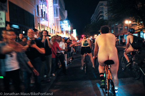 2012 World Naked Bike Ride - Portland-20