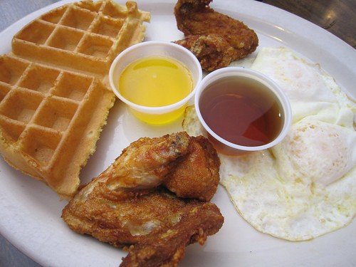 Pann's Fried Chicken & Waffles